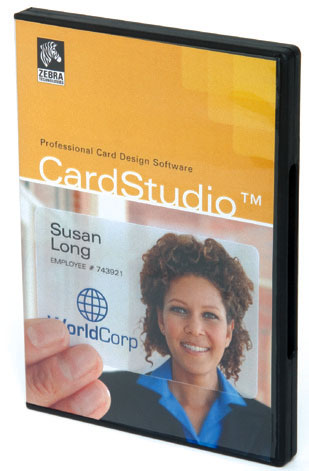 Zebra ZMotif CardStudio ID Card Software: P1031775-001