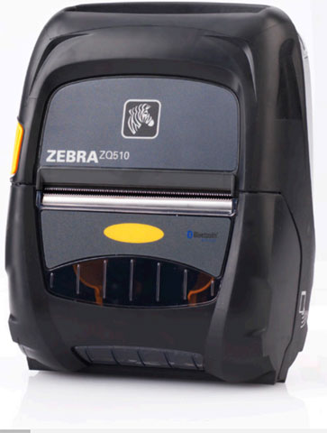 Zebra Zq51 Aun1100 00 Portable Barcode Printer Best
