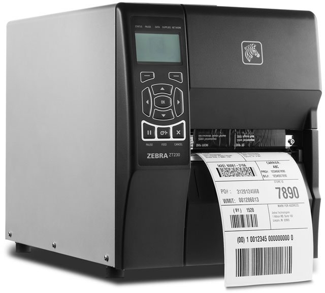 Zebra incorporated extensive customer feedback as well as the legacy of our industry leading Stripe and S4M printers to create the new ZT230 Series family of printers with elegant spacesaving design effortless setup intuitive user operation and ease of service and maintenance