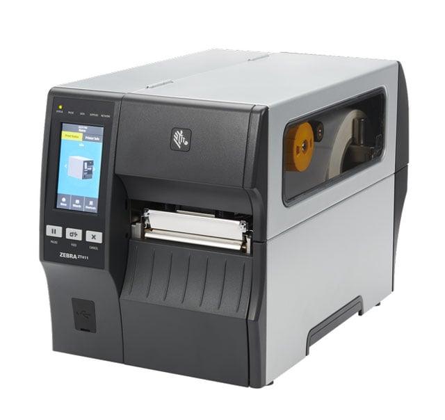 Máy in nhãn mã vạch Zebra ZT411, Zebra ZT411 bán chạy