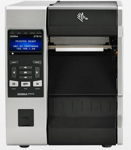 Zebra Zt610 Industrial Printer Best Price Available