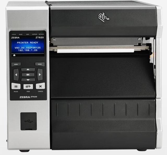 Zebra Zt620 Industrial Printer Printer Best Price
