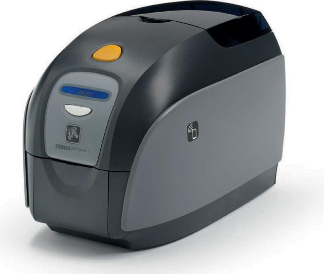 Zebra ZXP Series 1 ID Printer Ribbon