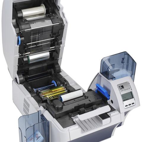 Zebra ZXP Series 8 Card Printer