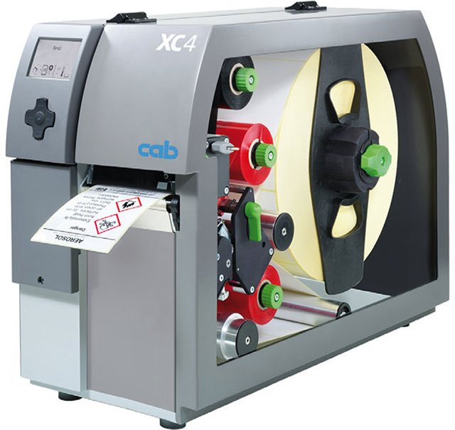 cab XC Series Printer