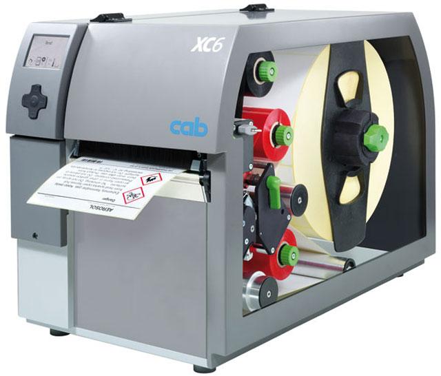 cab XC6 Barcode Label Printer: 5965701