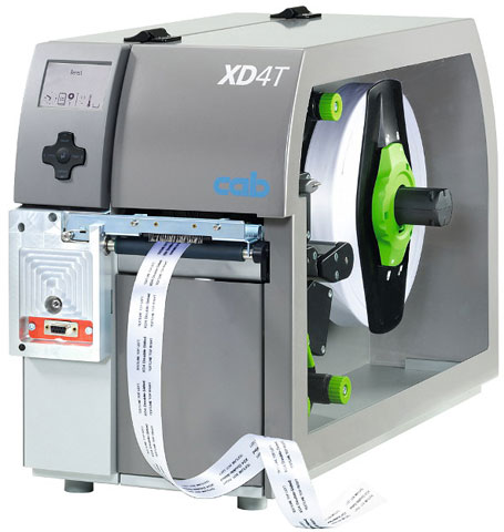 cab XD4T Printer