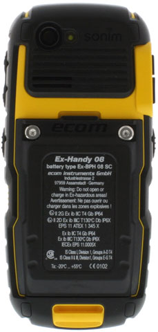 ecom instruments Ex-Handy 08