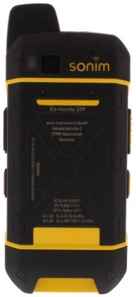 ecom instruments Ex-Handy 209