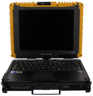 ecom instruments V100-Ex2 Rugged Laptop Computer