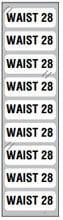 AirTrack WSHT16 Barcode Label