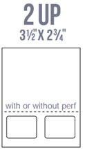AirTrack IL4 Barcode Label