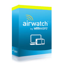 Photo of AirWatch Yellow Management Suite