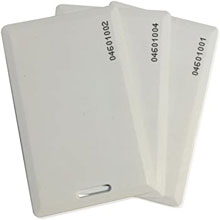 AlphaCard APROX-CLAM-U Blank PVC ID Card