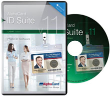 AlphaCard ACIS-L11 ID Card Software