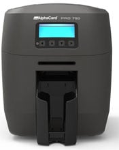 AlphaCard PRO 750 ID Card Printer