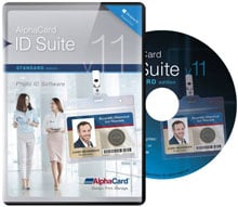AlphaCard ACIS-S11 ID Card Software