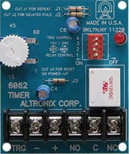 Photo of Altronix 6062 Multi-Purpose Timer Module