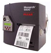 Avery-Dennison 9825 Barcode Label Printer