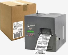 Avery-Dennison M0985512 Barcode Label Printer