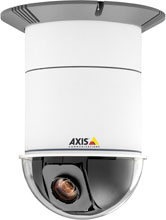 Axis 232D+ Network Dome Surveillance Camera