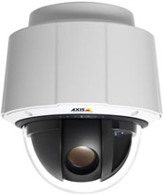 Axis Q6034 PTZ Network Dome Surveillance Camera