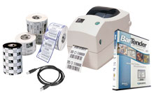 BCI Asset Label Printing Kit