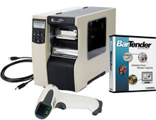 Photo of BCI Enterprise Barcode Printing Bundle