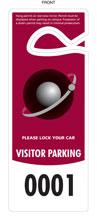 BCI BCISMHT-BAR40-250 Blank PVC ID Card