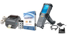 BCI Government Inventory Tracking Kit with ASAP
