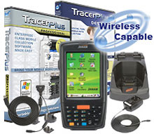 BCI JAN-XM60W-CBL-TPP Low Cost Barcode Data Collection Kit