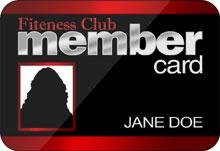 BCI BCIMC-MAG41-2500 Plastic ID Card
