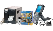 Photo of BCI Government Warehouse Management Kit with IntelliTrack ISRP