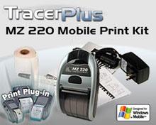 BCI ZEB-MZ220-TP-WM Receipt Printer Kit