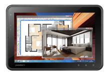 Bluebird BP80 Tablet Computer