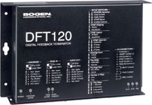 Photo of Bogen DFT120 Digital Feedback Terminator