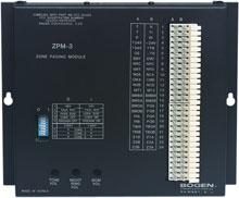 Bogen ZPM-3 3-Zone Paging Module
