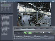 Bosch VIDOS Surveillance Camera Software