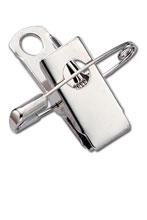 Brady 5735-1070 ID Badge Clip