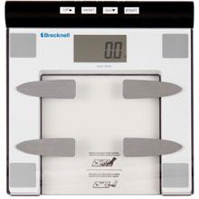Brecknell BFS-150 Body Fat/Bathroom Scale Scale