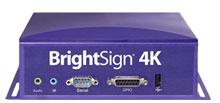 Photo of BrightSign 4K Series