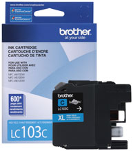 Brother LC103C