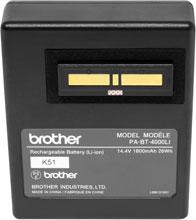 Brother PA-BT-4000LI