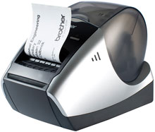 Brother QL-570 Barcode Label Printer