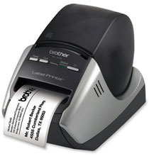Brother QL-570VM Printer