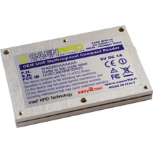 Photo of CAEN RFID Muon A528B