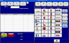 CAP Software 160 POS Software