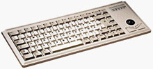 Cherry G84-4420LUBEU-0 Keyboard
