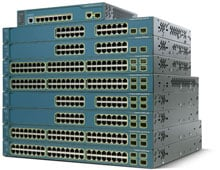 Cisco WS-C3560V2-24PS-S