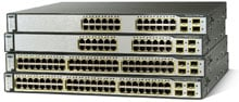 Cisco WS-C3750X-24P-S